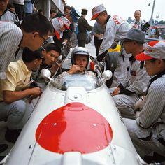 Richie Ginther  Honda F-1
