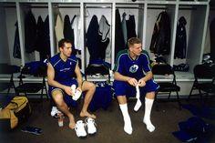 Dirk Nowitzki & Steve Nash