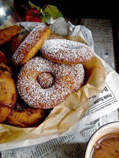 Baked Donuts - Fall Classics 3 ways!