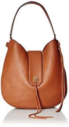 online shopping for Rebecca Minkoff Darren Hobo Bag from top store. See new offer for Rebecca Minkoff Darren Hobo Bag Rebecca Minkoff, Casual Bags, Online Bags, Handbag Accessories, Pebbled Leather, Purses And Bags, Shoulder Bag, Almond, Hobo Bags
