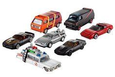 Hot Wheels Retro Entertainment Series