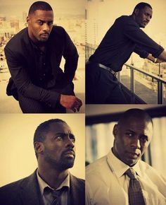 Idris Elba as Theros Ironfeld Gorgeous Black Men, Handsome Black Men, Beautiful Men, Handsome Man, Clean Cut Men, Idris Alba, Morris Chestnut, Michael Ealy, Dapper Men