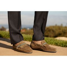 Something for the men in my life.  Sperry Top-Sider Men's Atlas Kiltie Driver Loafer #sperrytopsider