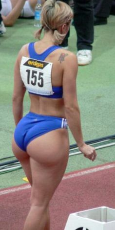 We need to watch more track and field