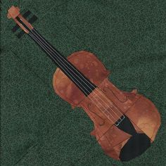 Sherlock Holmes' Violin by Michelle, free pattern from The Summer of Stitching on fandominstitches.com