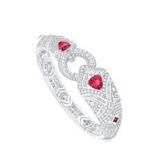 High Jewelry, Jewelry Accessories, Jewellery, Louis Vuitton, Fashion Star, Elisabeth I, Bangle Bracelets, Bangles, Enchanted Jewelry