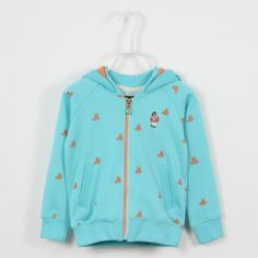 The new children's fashion leisure sports Hoodie Terry girls coat special offer free shipping //Price: $42.00 //     #fashionkids