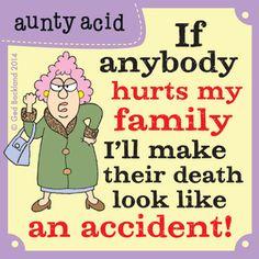 Aunty Acid  (Aug/17/2014)