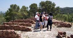 Poblat prehistòric del Puig Roig del Roget. #sortirambnens #salirconniños