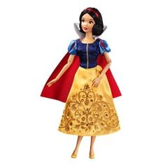 Classic Disney Princess Snow White Doll