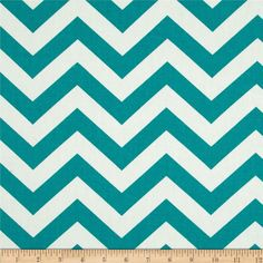 cubicle re-furbish - turquoise chevron fabric (for accents. too much will give employees headaches!)