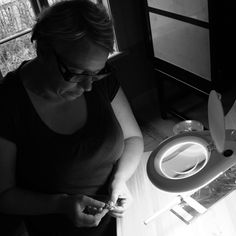 Helle Rasmussen-Theliander at WURMA workshop