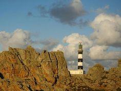 #Lighthouse - Bretagne, Ouessant : le #phare du Créac'h - http://dennisharper.lnf.com/