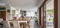 Modern Interior, Divider, House Design, Windows, Doors, Pretty, Table, Furniture, Home Decor