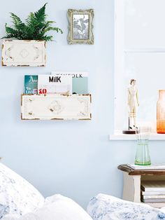 Erfrischung für Ihre vier Wände gefällig? Dann probieren Sie es doch mal mit der sommerlich-leichten Variante des Shabby Chic. Wir zeigen, wie das geht.