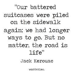jack kerouac road life