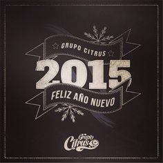 Grupo Citrus les desea un excelente 2015.