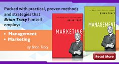 Management: The Brian Tracy Success Library,  Marketing: The Brian Tracy Success Library by Brian Tracy
