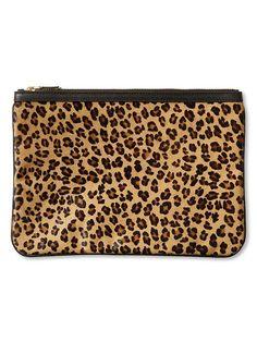 Banana Republic Lily Leopard Tablet Case