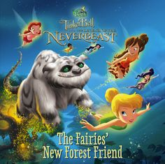 disney  fairy painting 2015   Tinker Bell and the Legend of the NeverBeast 2014