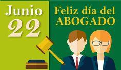 Feliz #DiadelAbogado, quienes nos enseñan a luchar por el respeto de los derechos de los demás. @Josearv