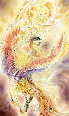 phoenix face tattoo - Google Search