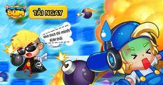 Biệt Đội Bùm - Dự án game mobile đặt bom do Việt Nam sản xuất