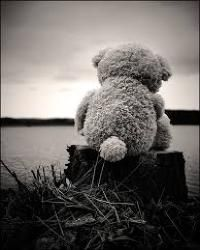 Alone Pictures And Photos. My Teddy Bear, Cute Teddy Bears, Bear Toy, Teddy Bear Pictures, Look Retro, Bear Wallpaper, Tatty Teddy, Black And White Photography, Toys