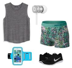 """""""Workout"""" by bstechschulte on Polyvore"""