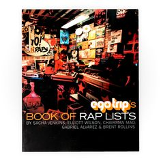 Ego Trip's Book of Rap Lists