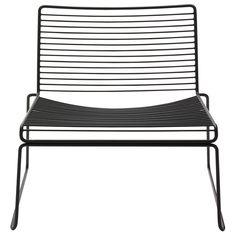 Hee Lounge Chair från HAY, formgiven av Hee Welling. Hee Lounge är en skön stol att s...