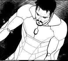 #tonystark #ironman  #Marvel #comics #CivilWarII #Marquez