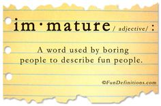 Funny Definitions (20 Pics)