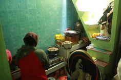 Suasana dapur