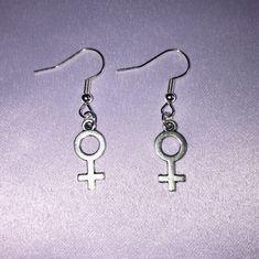 Earrings Uk, Girls Earrings, Cute Earrings, Silver Earrings, Ear Jewelry, Hippie Jewelry, Beaded Jewelry, Africa Necklace, Types Of Ear Piercings