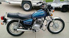 Honda : Other 1981 honda cm 200 t twinstar runs great w title