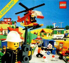 1980 Mini Lego Catalogue | Lego Catalogues