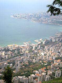 Harissa, Lebanon