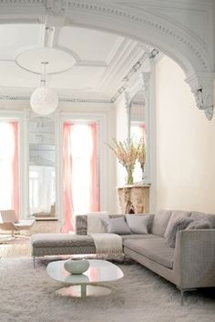 Traditional - Living Room - by Benjamin Moore