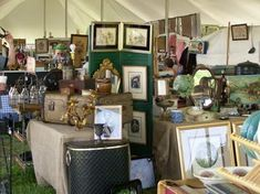 Liberty antiques in tent  Upcoming Festival Dates:  April 29 & 30, September 23 & 24, 2016 Location: Pike Family Farm Google Map: CLICK HERE Event Hours: 8 am to 5 pm, Friday & Saturday Admission: $7, adults; Free, children under 12 Parking: FREE