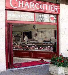To work in, then own a gourmet, organic butcher shop.