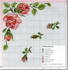 Ponto Cruz-Cross Stitch-Punto Cruz-esquemas-motivos-712