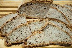 Pane semintegrale per bruschetta