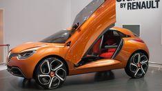 Renault Capture concept car