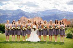 purple bridesmaids dresses   lavender bridesmaid dresses   colorado wedding on COUTUREcolorado - http://www.couturecolorado.com/wedding/2015/02/garden-of-the-gods-weddings/