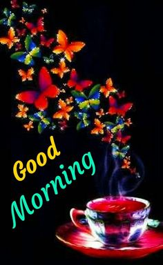 Good Morning Images For Whatsapp Good Morning Images Hd, Good Morning Love, Good Morning Quotes, Quotes For Whatsapp, Blue Orchids, Believe In God, The Thing Is, Love Images, Clip Art