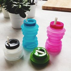 Ohyo collapsible water bottles!!