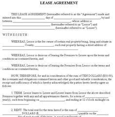 Free Property Lease Agreement Free Printable Request For Birth Certificate Legal Forms  Free .