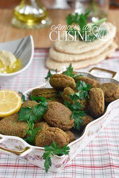 falafels libanais fait maison facile 2