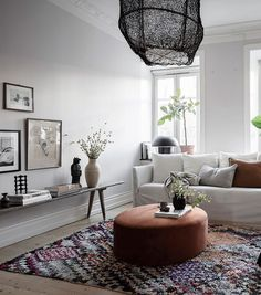 Cozy and characterful home - via Coco Lapine Design blog